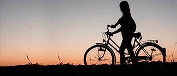 Dlaczego warto jeździć na rowerze? Kilka faktów.