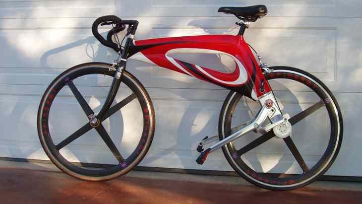 Nubike – rower bez korby, łańcucha i pedałów