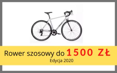 Rower szosowy do 1500 zł – 2020.